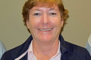 Caribbean Sailing Association President Kathy Lammers