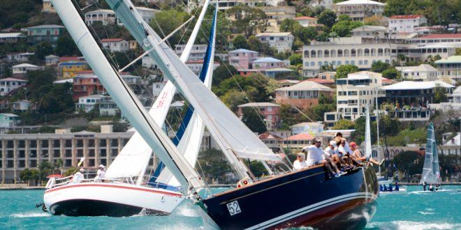 Cruzan Rum and Miller Lite are official beverages of the 2017 St. Thomas International Regatta. Credit: Dean Barnes