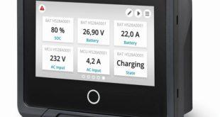 EasyView 5 Waterproof System Monitor