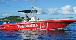 TowBoatUS St. Thomas is the first TowBoatUS towing location in the Lesser Antilles. Photo: TowBoatUS