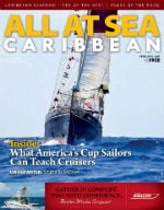 All At Sea - The Caribbean's Waterfront Magazine - February 2017
