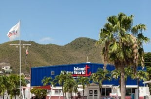 Island Water World's Headquarters in St Maarten