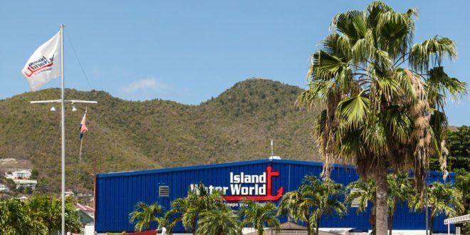 Island Water World's Headquarters in St Maarten