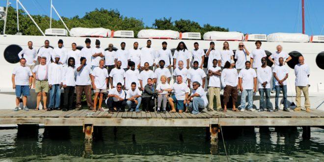 Gold Coast Yachts Awarded