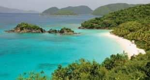 Virgin Islands National Park/Trunk Bay-Trunk Bay Snorkel Trail, St. John, USVI. Photo: Dean Barnes