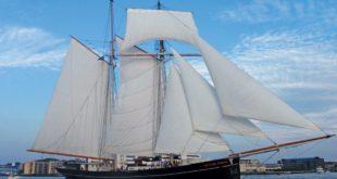 Topsail schooner Wylde Swan