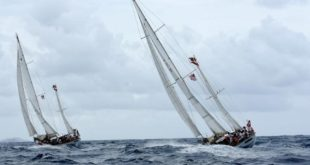 Royal Danish Navy Ships St Thomas International Regatta