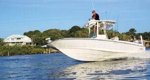 Boston Whaler's new 240 Dauntless Pro