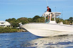 Boston Whaler's new 240 Dauntless Pro