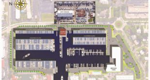 Island Global Yachting Maximo Marina site plan