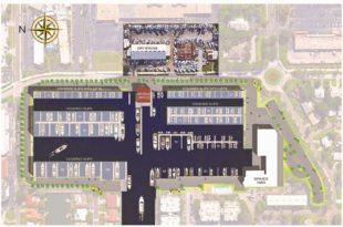 Island Global Yachting Maximo Marina site plan
