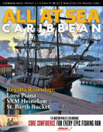 All At Sea - The Caribbean's Waterfront Magazine - May 2017