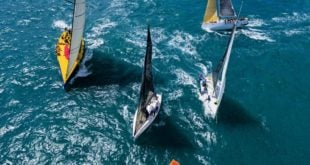 Sailors like the format of four days and mixed courses at Grenada Sailing Week.