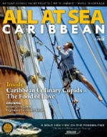 All At Sea - The Caribbean's Waterfront Magazine - July 2017