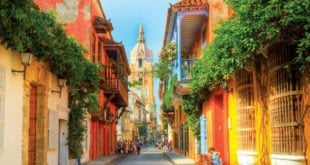 Photo courtesy of Tourism Board of Cartagena