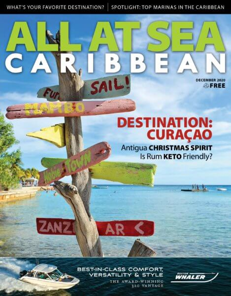 All At Sea Caribbean December 2020 Issue