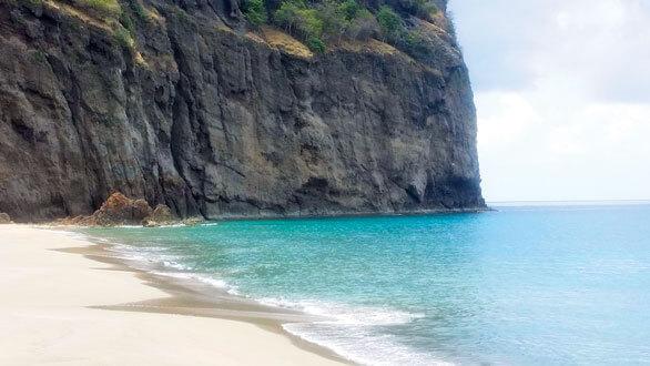 Rendezvous Beach, Montserrat