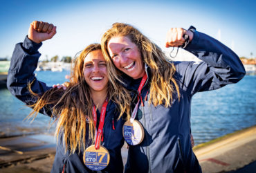 Nikki Barnes and Lara Dallman-Weiss