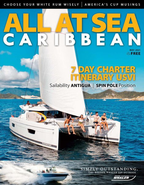 All At Sea - Caribbean - May 2021 Issue