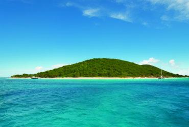 St. Croix's Buck Island (Credit USVI Department of Tourism)