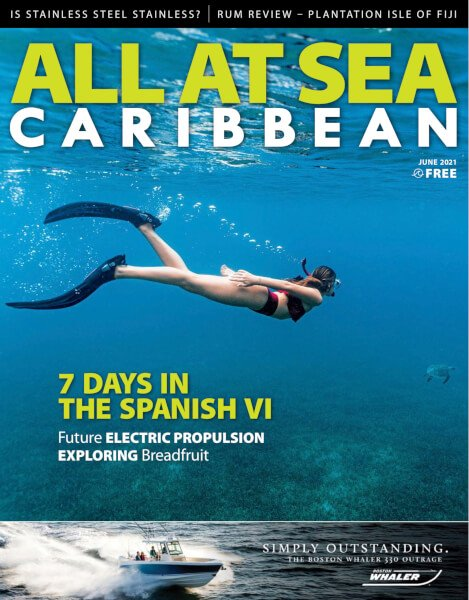 All At Sea - Caribbean - July 2021 Issue