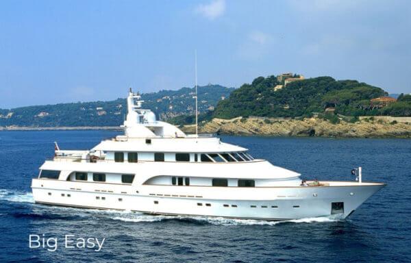 Motor Yacht Big Easy