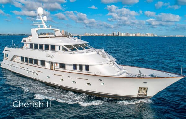 Motor Yacht Cherish II