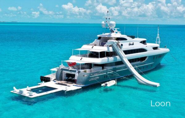 Motor Yacht Loon