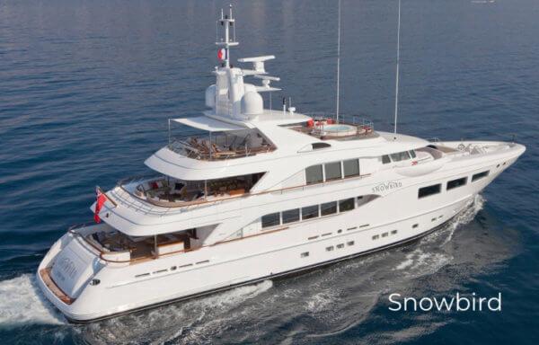 Motor Yacht Snowbird