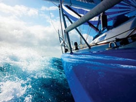 Alexseal Yacht Coatings combine great surfaces with long-lasting protection