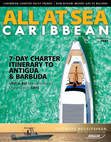 All At Sea - Caribbean - October 2021 Issue